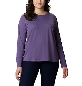 Women's Solar Shield™ Long Sleeve Shirt - Plus Size