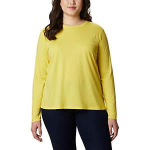 Women's Solar Shield™ Long Sleeve Shirt - Plus Size