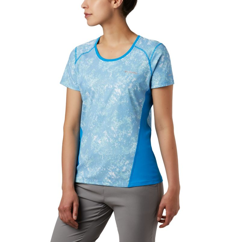 Haut à manches courtes Solar Chill™ 2.0 pour femme Haut à manches courtes Solar Chill™ 2.0 pour femme, a1