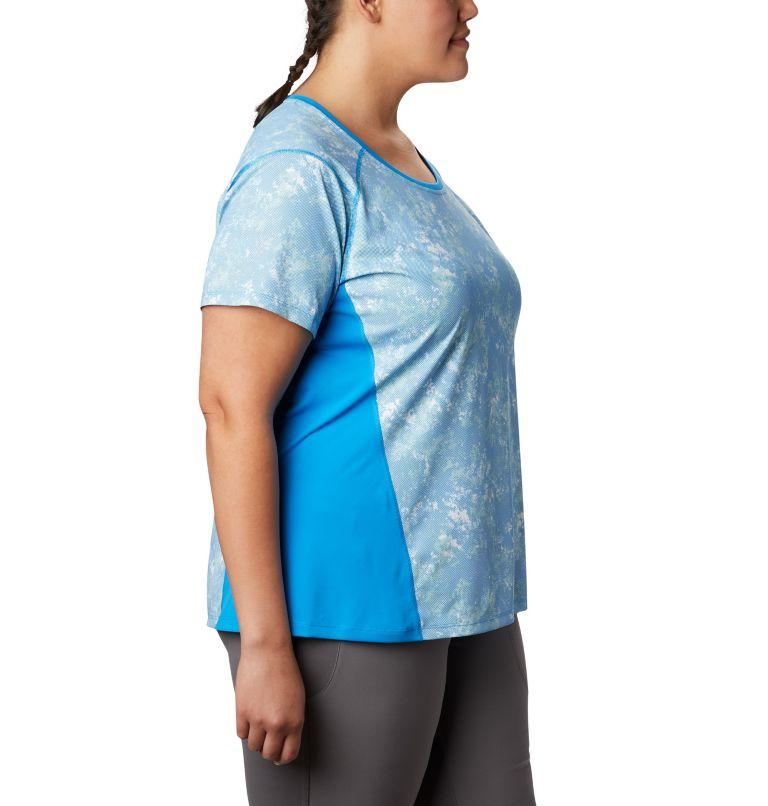 Women's Solar Chill™ 2.0 Short Sleeve Shirt—Plus Size Women's Solar Chill™ 2.0 Short Sleeve Shirt—Plus Size, a3