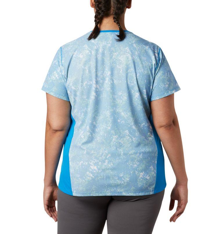 Women's Solar Chill™ 2.0 Short Sleeve Shirt—Plus Size Women's Solar Chill™ 2.0 Short Sleeve Shirt—Plus Size, back