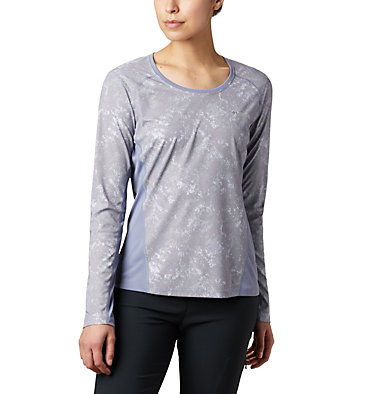 Women's Solar Chill™ 2.0 Long Sleeve Solar Chill™ 2.0 Long Sleeve | 556 | L, New Moon Print, front