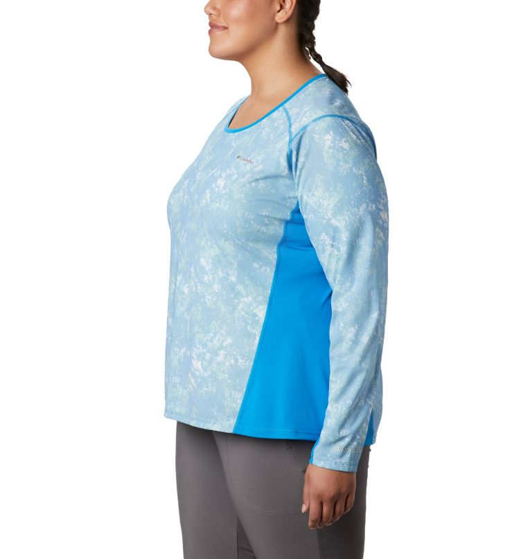 Women's Solar Chill™ 2.0 Long Sleeve—Plus Size Women's Solar Chill™ 2.0 Long Sleeve—Plus Size, a1