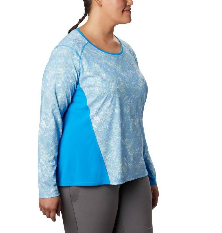 Women's Solar Chill™ 2.0 Long Sleeve—Plus Size Women's Solar Chill™ 2.0 Long Sleeve—Plus Size, a3