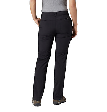 Women's Silver Ridge™ 2.0 Convertible Pants Silver Ridge™ 2.0 Convertible Pant | 249 | 10, Black, back