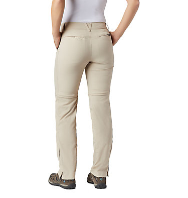 Women's Silver Ridge™ 2.0 Convertible Pants Silver Ridge™ 2.0 Convertible Pant | 249 | 10, Fossil, back