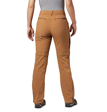 Women's Silver Ridge™ 2.0 Convertible Pants Silver Ridge™ 2.0 Convertible Pant | 249 | 10, Light Elk, back