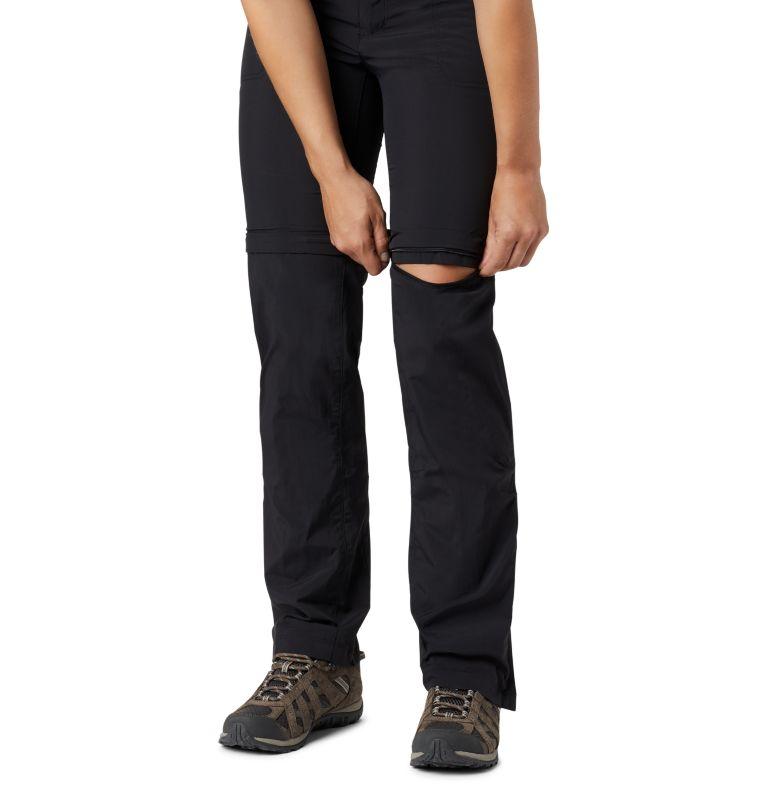 Silver Ridge™ 2.0 Convertible Pant | 010 | 4 Women's Silver Ridge™ 2.0 Convertible Pant, Black, a1