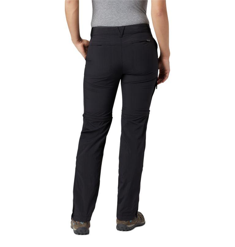 Silver Ridge™ 2.0 Convertible Pant | 010 | 4 Women's Silver Ridge™ 2.0 Convertible Pant, Black, back