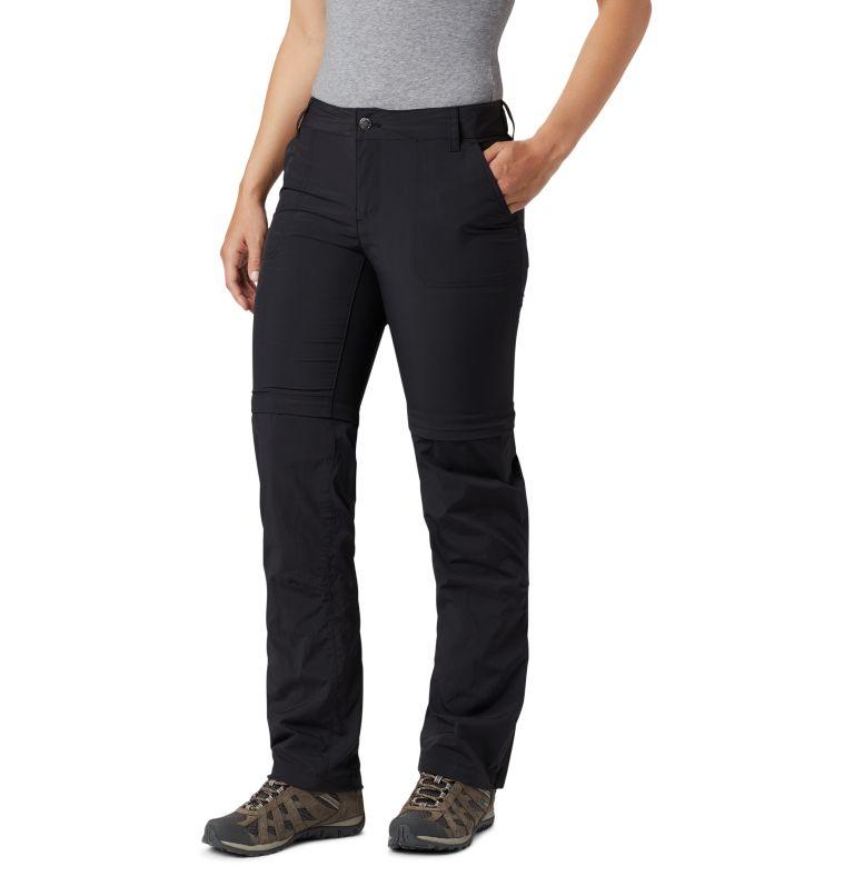 Silver Ridge™ 2.0 Convertible Pant | 010 | 4 Women's Silver Ridge™ 2.0 Convertible Pant, Black, front