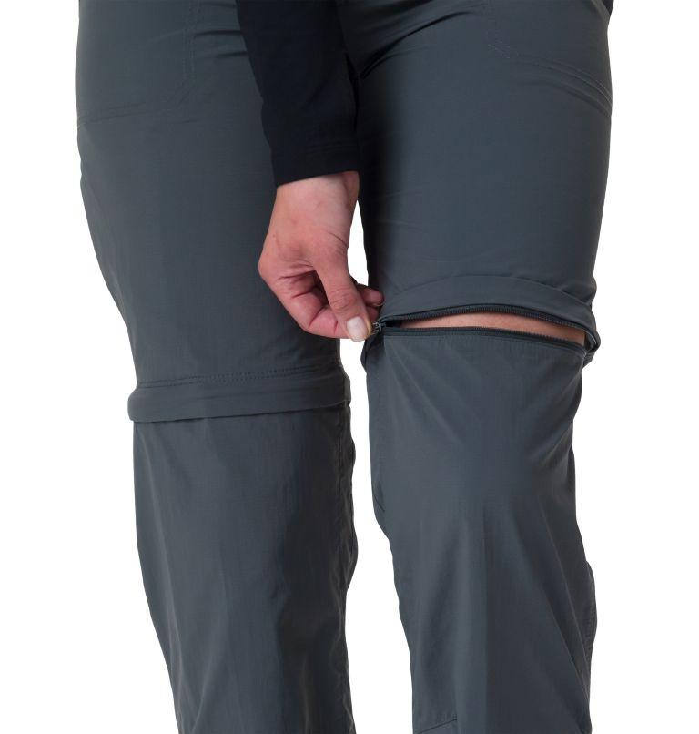 Silver Ridge™ 2.0 Convertible Pant | 028 | 4 Women's Silver Ridge™ 2.0 Convertible Pant, Grill, a1