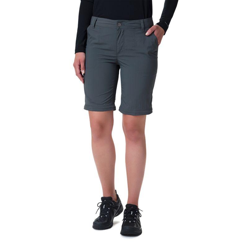 Silver Ridge™ 2.0 Convertible Pant | 028 | 4 Women's Silver Ridge™ 2.0 Convertible Pant, Grill, a2