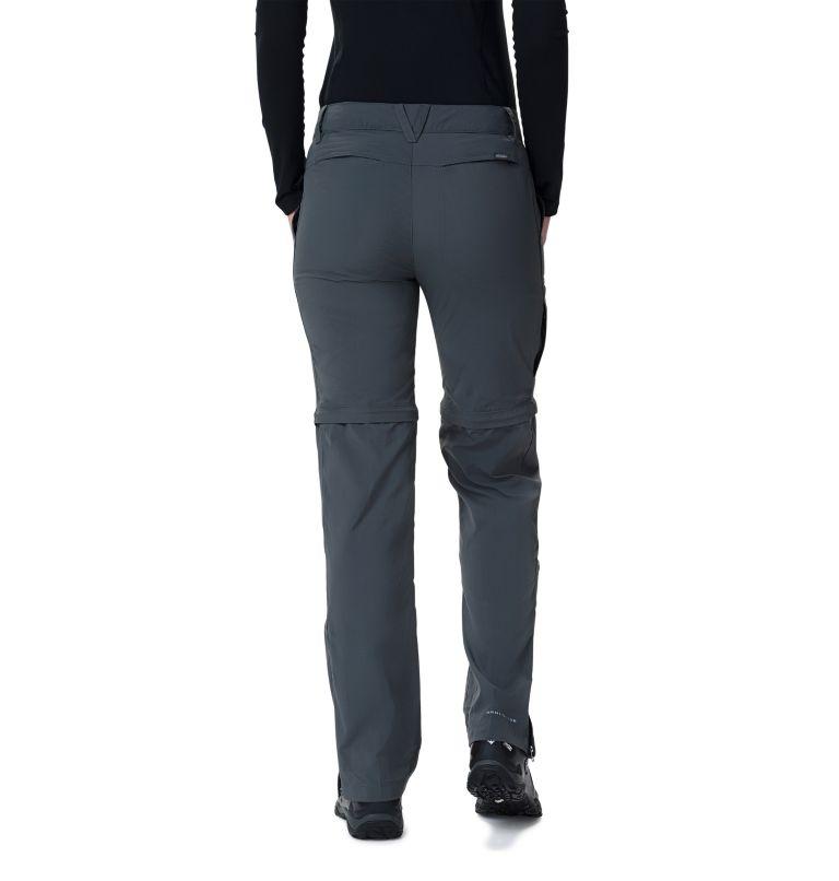 Silver Ridge™ 2.0 Convertible Pant | 028 | 4 Women's Silver Ridge™ 2.0 Convertible Pant, Grill, back