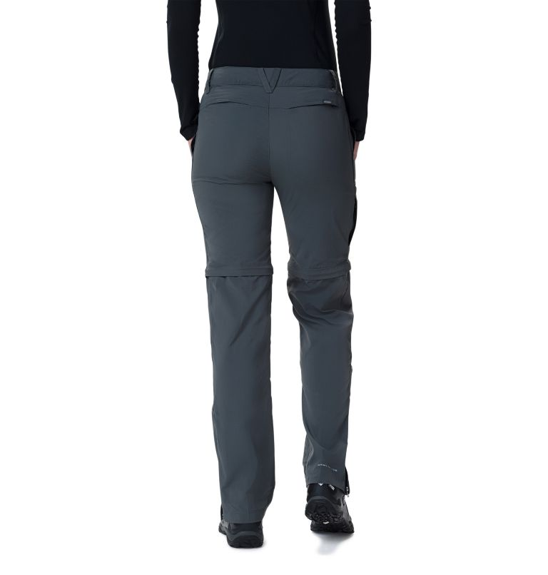 Silver Ridge™ 2.0 Convertible Pant | 028 | 12 Women's Silver Ridge™ 2.0 Convertible Pant, Grill, back