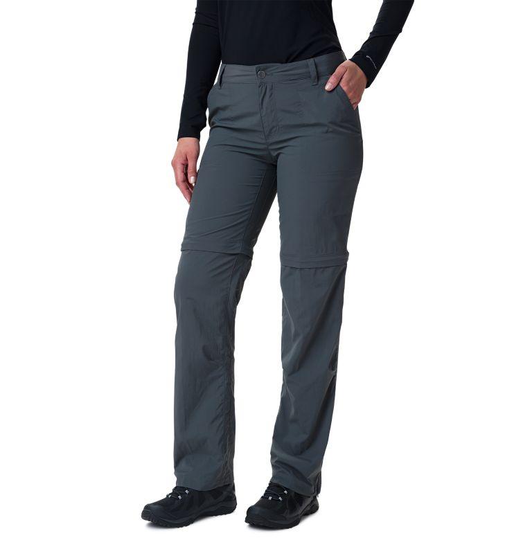 Silver Ridge™ 2.0 Convertible Pant | 028 | 12 Women's Silver Ridge™ 2.0 Convertible Pant, Grill, front