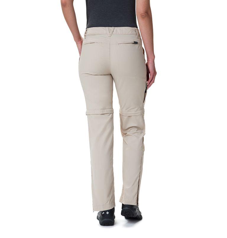 Silver Ridge™ 2.0 Convertible Pant | 160 | 16 Women's Silver Ridge™ 2.0 Convertible Pant, Fossil, back