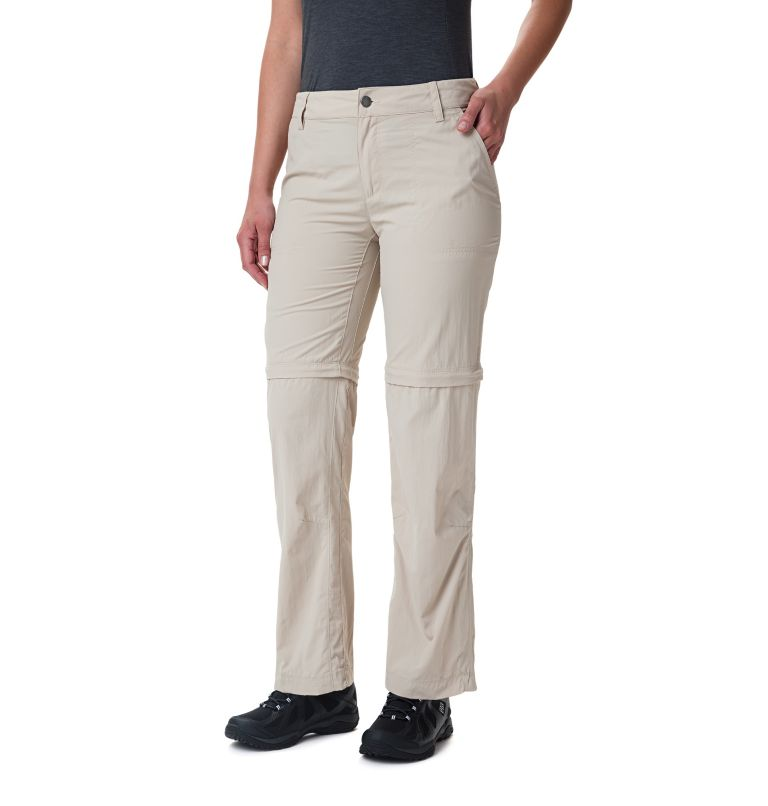 Silver Ridge™ 2.0 Convertible Pant | 160 | 16 Women's Silver Ridge™ 2.0 Convertible Pant, Fossil, front
