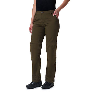 Women's Silver Ridge™ 2.0 Convertible Pant Silver Ridge™ 2.0 Convertible  | 010 | 10, Olive Green, front
