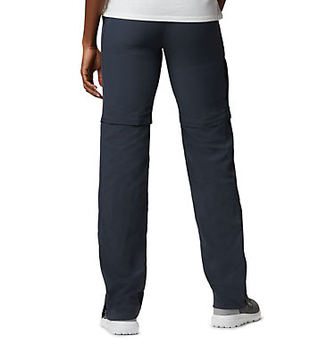 Women's Silver Ridge™ 2.0 Convertible Pant Silver Ridge™ 2.0 Convertible  | 010 | 10, India Ink, back