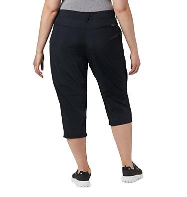 Women's Silver Ridge™ 2.0 Capri—Plus Size Silver Ridge™ 2.0 Capri | 472 | 18W, Black, back