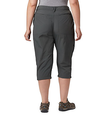 Women's Silver Ridge™ 2.0 Capri—Plus Size Silver Ridge™ 2.0 Capri | 160 | 16W, Grill, back