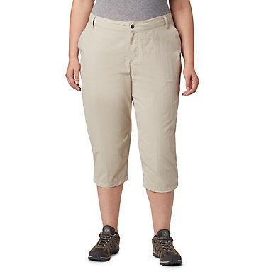 Women's Silver Ridge™ 2.0 Capri—Plus Size Silver Ridge™ 2.0 Capri | 472 | 18W, Fossil, front
