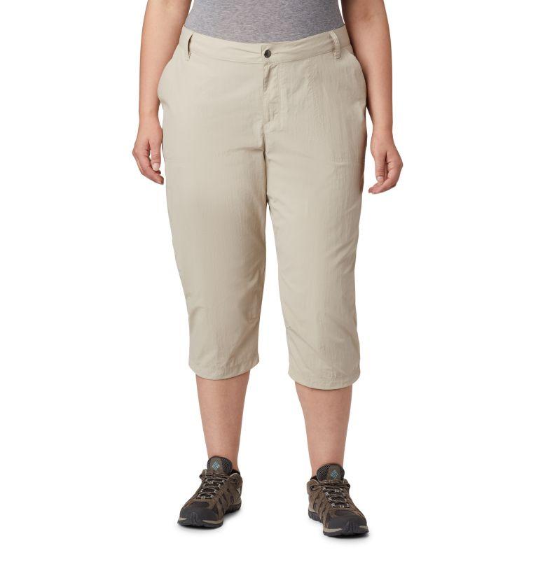 Women's Silver Ridge™ 2.0 Capri—Plus Size Women's Silver Ridge™ 2.0 Capri—Plus Size, front