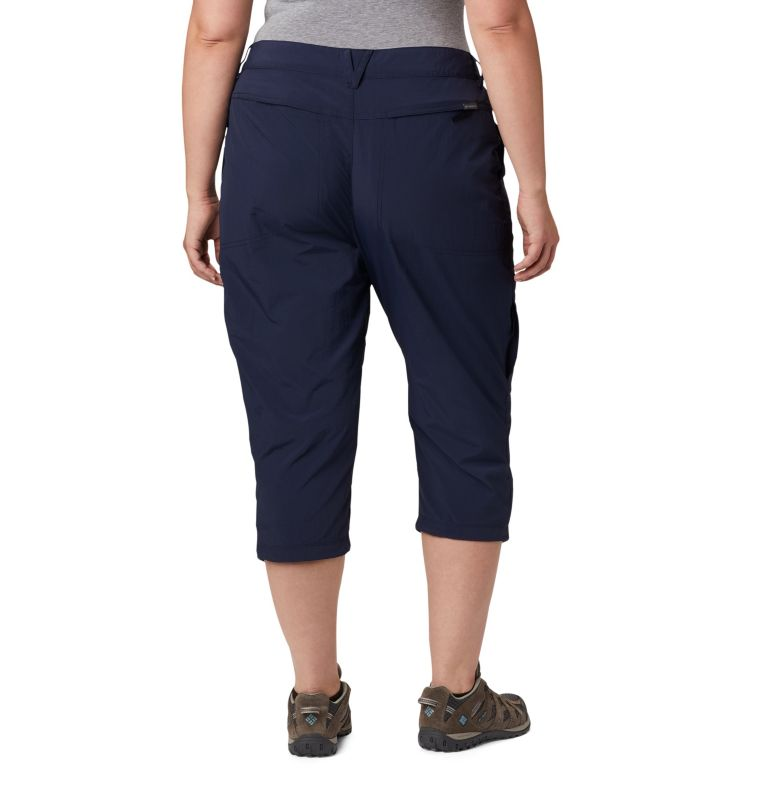 Women's Silver Ridge™ 2.0 Capri—Plus Size Women's Silver Ridge™ 2.0 Capri—Plus Size, back