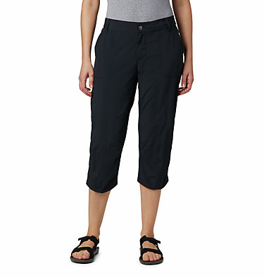 Pantalón pirata Silver Ridge™ 2.0 para mujer Silver Ridge™ 2.0 Capri | 419 | 10, Black