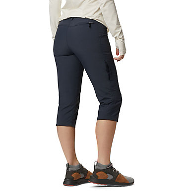 Silver Ridge™ 2.0 Caprihose für Damen Silver Ridge™ 2.0 Capri | 419 | 10, India Ink, back