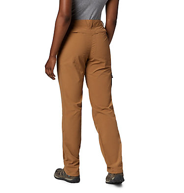 Women's Silver Ridge™ 2.0 Pants Silver Ridge™ 2.0 Pant | 249 | 10, Light Elk, back