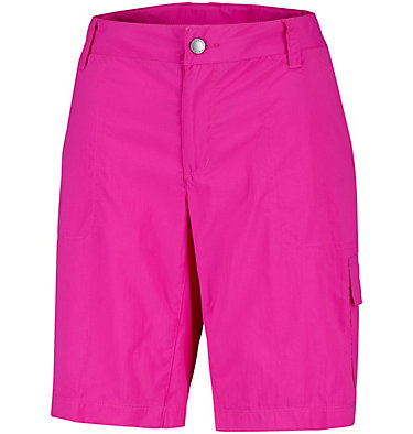 Pantalones cortos cargo Silver Ridge™ 2.0 para mujer Silver Ridge™ 2.0 Cargo Short | 456 | 10, Haute Pink, front