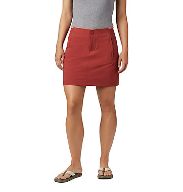 Women's Bryce Peak™ Skort Bryce Peak™ Skort | 340 | 10, Dusty Crimson, front