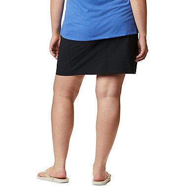 Women's Bryce Peak™ Skort—Plus Size Bryce Peak™ Skort | 340 | 18W, Black, back