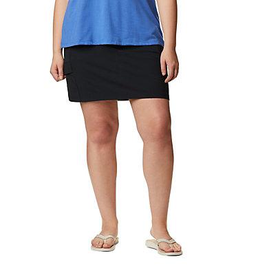 Women's Bryce Peak™ Skort – Plus Size Bryce Peak™ Skort | 340 | 18W, Black, front