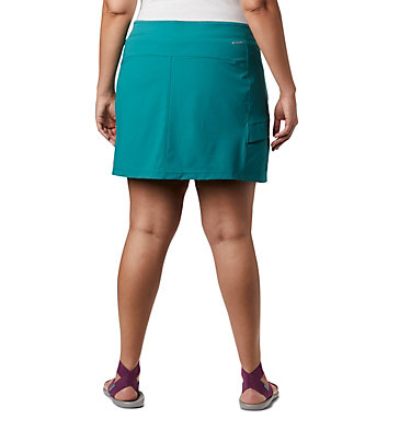 Women's Bryce Peak™ Skort—Plus Size Bryce Peak™ Skort | 340 | 18W, Waterfall, back