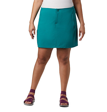 Women's Bryce Peak™ Skort—Plus Size Bryce Peak™ Skort | 340 | 18W, Waterfall, front