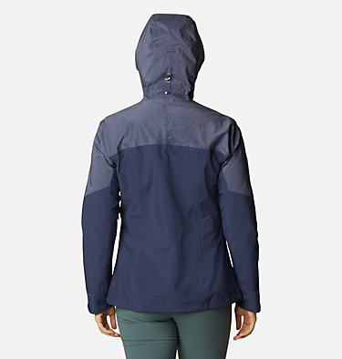 Veste Evolution Valley™ II Femme Evolution Valley™ II Jacket | 010 | L, Nocturnal, Nocturnal Heather, back