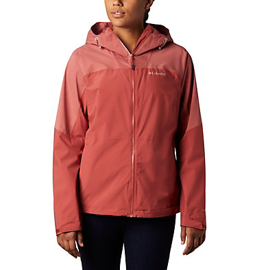 Veste Evolution Valley™ II Femme Evolution Valley™ II Jacket | 010 | L, Dusty Crimson, Dusty Crimson Heather, front