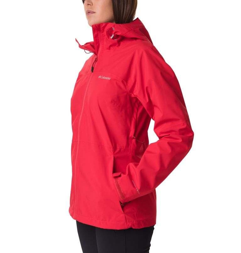 Evolution Valley™ II Jacket | 658 | M Giacca Evolution Valley™ II da donna, Red Lily, a1