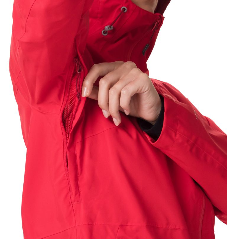Evolution Valley™ II Jacket | 658 | L Giacca Evolution Valley™ II da donna, Red Lily, a3