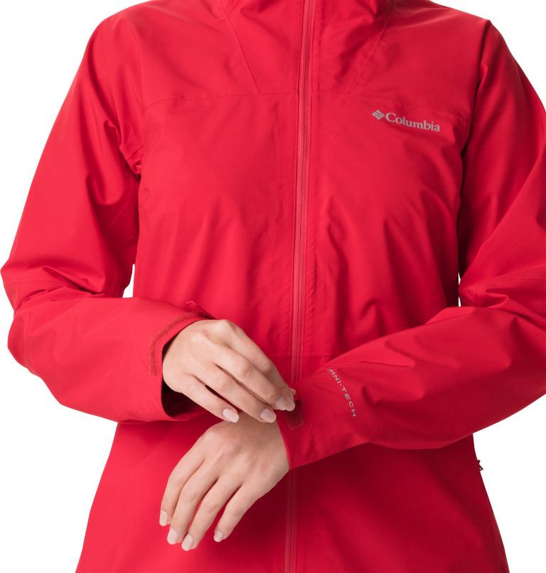 Evolution Valley™ II Jacket | 658 | L Giacca Evolution Valley™ II da donna, Red Lily, a4