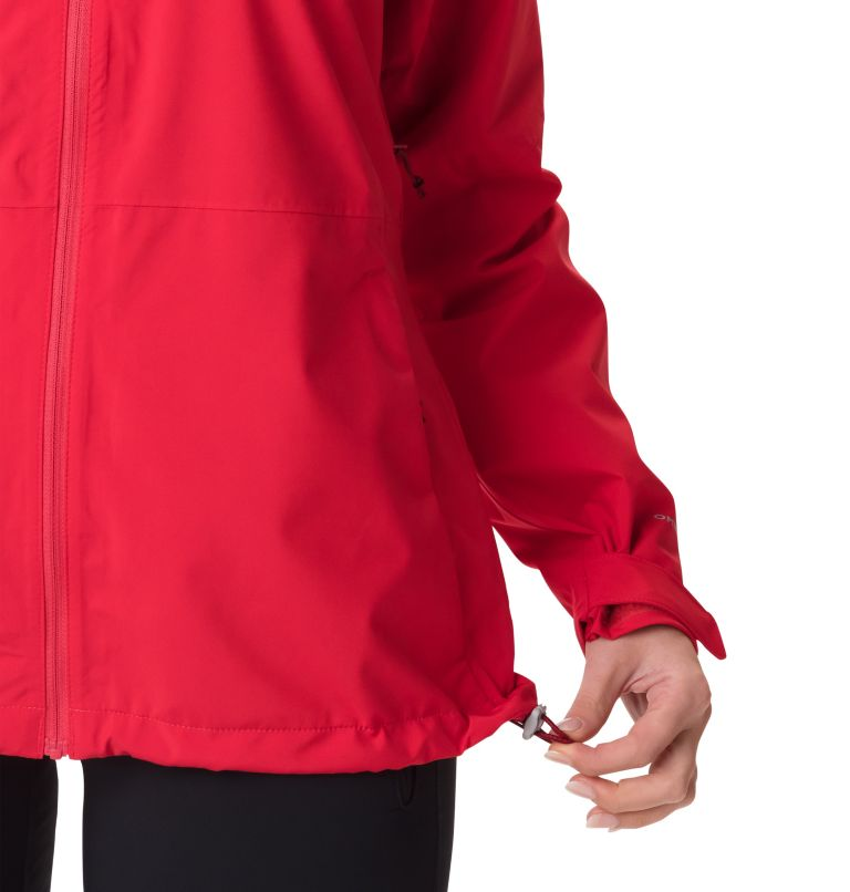 Evolution Valley™ II Jacket | 658 | L Giacca Evolution Valley™ II da donna, Red Lily, a5