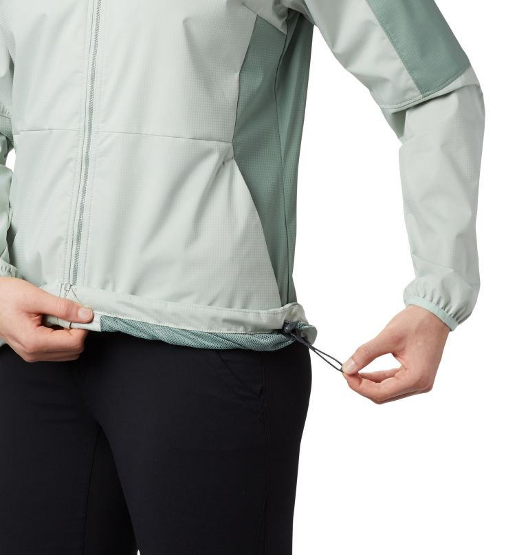 Mystic Trail™ Jacket | 335 | L Women's Mystic Trail™ Jacket, Cool Green, Light Lichen, a2