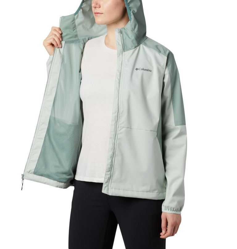 Mystic Trail™ Jacket | 335 | L Women's Mystic Trail™ Jacket, Cool Green, Light Lichen, a3