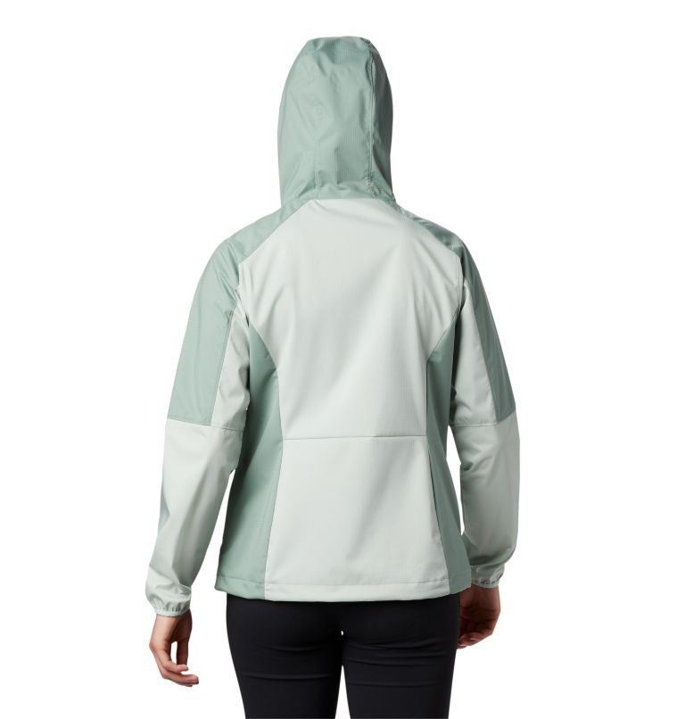 Mystic Trail™ Jacket | 335 | XL Women's Mystic Trail™ Jacket, Cool Green, Light Lichen, back