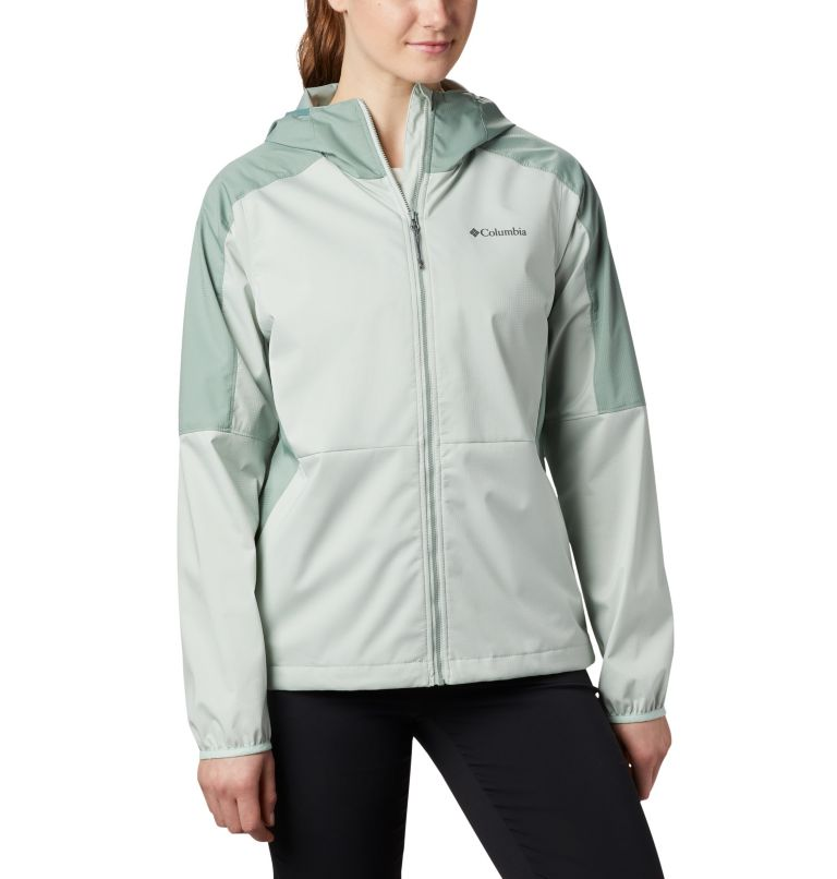 Mystic Trail™ Jacket | 335 | XL Women's Mystic Trail™ Jacket, Cool Green, Light Lichen, front