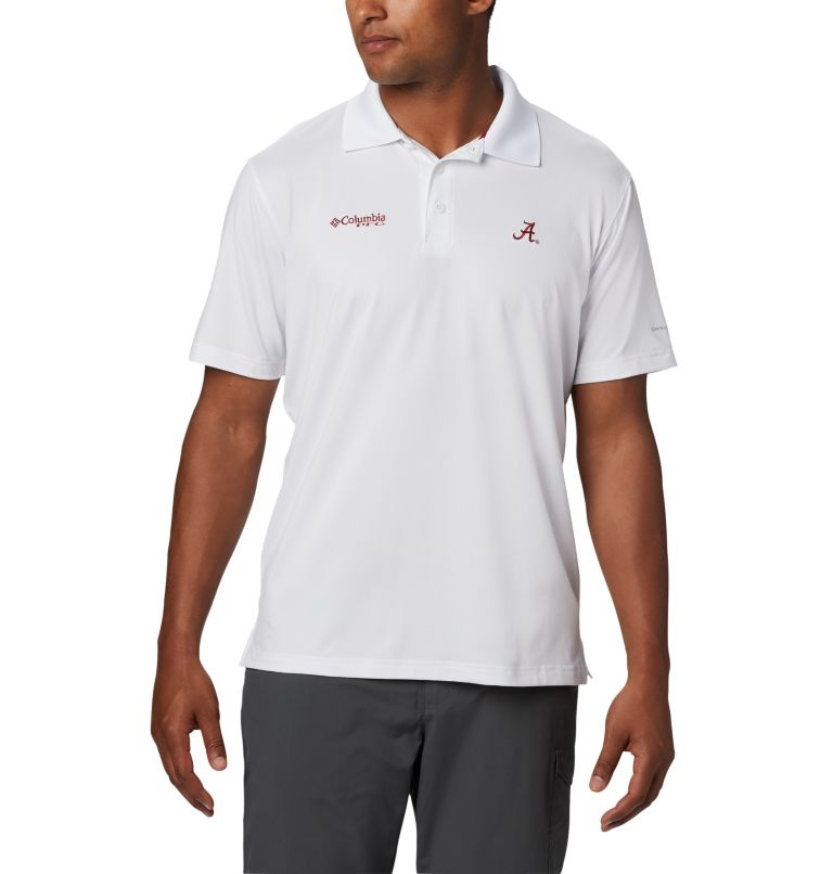 Men's Collegiate Skiff Cast™ Polo - Alabama Men's Collegiate Skiff Cast™ Polo - Alabama, front