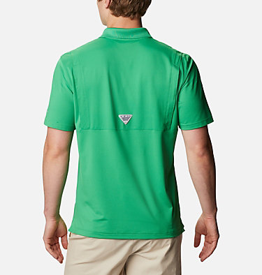 Men's Collegiate Skiff Cast™ Polo - Oregon CLG Skiff Cast™ Polo | 347 | XXL, UO - Fuse Green, back