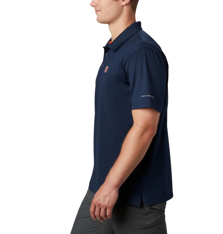 Men's Collegiate Skiff Cast™ Polo - Auburn Men's Collegiate Skiff Cast™ Polo - Auburn, a1
